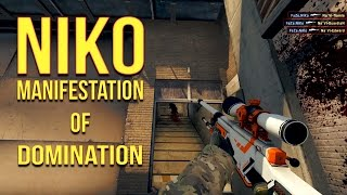 NiKo - Manifestation of Domination (CS:GO Fragmovie)
