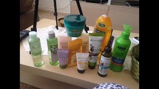 HAUL : Yves Rocher Ив Роше L'oreal , Palmolive , Natural formula Косметика масс маркет.