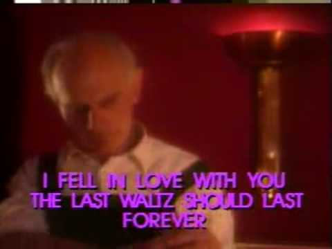 The Last Waltz - Video Karaoke (Pioneer)