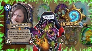 [Hearthstone] Shudderwock strong without OTK?