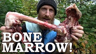 Eating BONE MARROW for Breakfast in SURVIVAL! Ep12