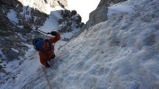 9865_ Couloir Macho Direct Mont-Blanc du Tacul Chamonix Mont-Blanc massif
