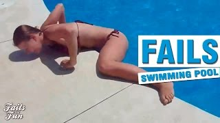 Swimming Pool Fails Compilation | Ultimate Pool Fails Compilation