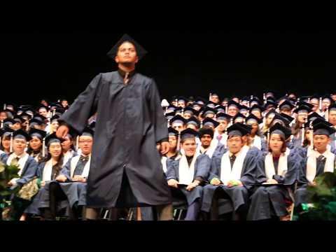 Funny & Entertaining Valedictorian Speech
