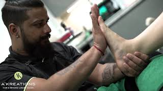 Foot Massage Spa - Foot Massage Reflexology - Pedicure Services at  salon in mumbai