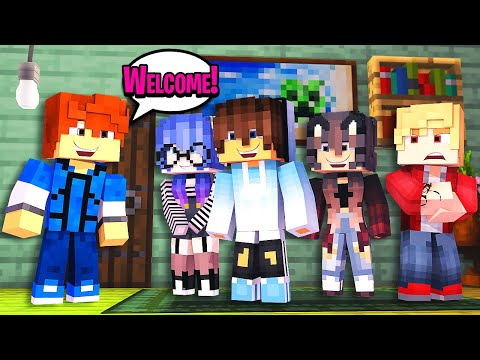 The New Kids Arrive! || Minecraft Daycare Academy