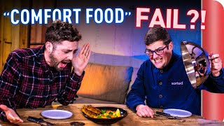 COMFORT FOOD Recipe Relay Challenge | Pass it On S2 E19 | SORTEDfood