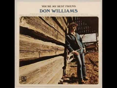 Don williams - You're the only one