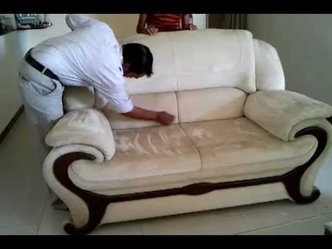 Shampoo Cleaning Of Sofa Www Magicduster Org