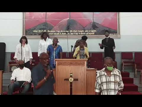 August 22nd 2021 Jerriel Missionary Baptist Church Sunday Worship 10:30am