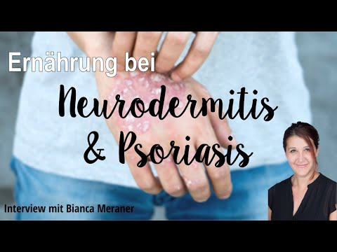 Ernährung bei Neurodermitis und Schuppenflechte   Interview mit Bianca Meraner (Podcast)