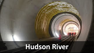 Hudson River Tunnel and North Jersey Rail Connection