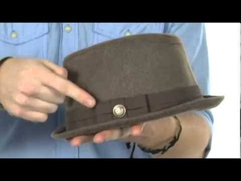 fcc5df1e Goorin Brothers Crawford Fedora SKU: #8027090 - YouTube