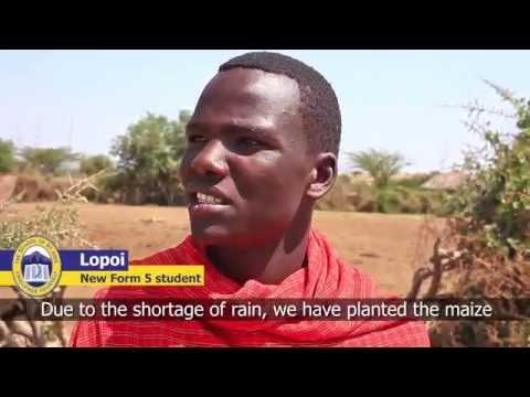 Meet Lopoi, a future Masai leader