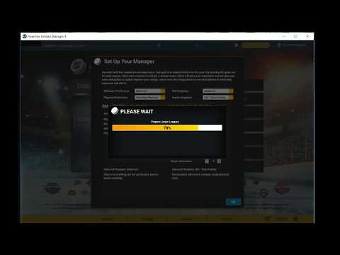 Franchise Hockey Manager 4 - Redraft of the Vegas Golden Knights!