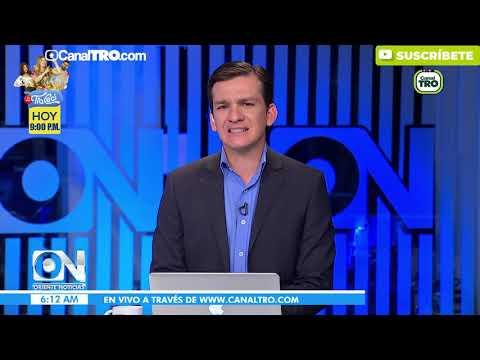 Oriente Noticias primera emisión 18 de Noviembre