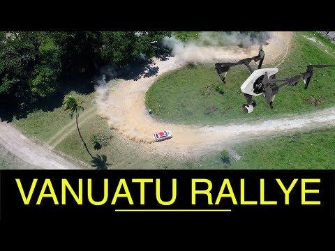 Vanuatu Rallye Trip 2018 - 4K