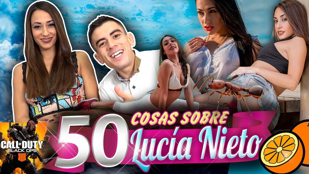 Promiscuous Latina Lucia Nieto nimmt monster Schwanz im Krankenhaus