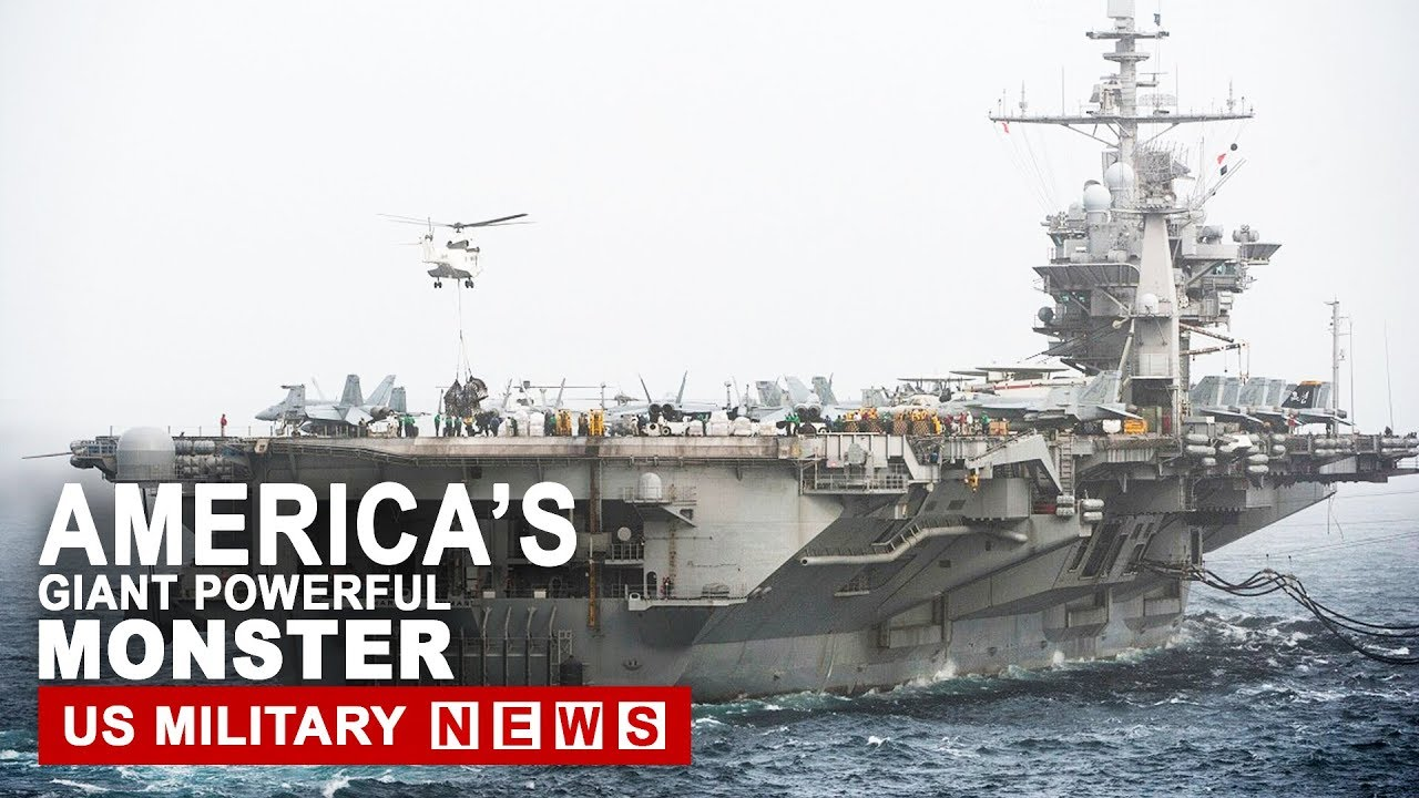 What If America's Aircraft Carriers Were Destroyed in a War With Russia or China