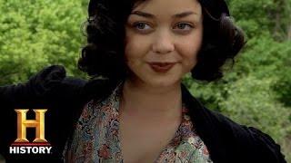 Bonnie & Clyde: Meet Blanche Barrow
