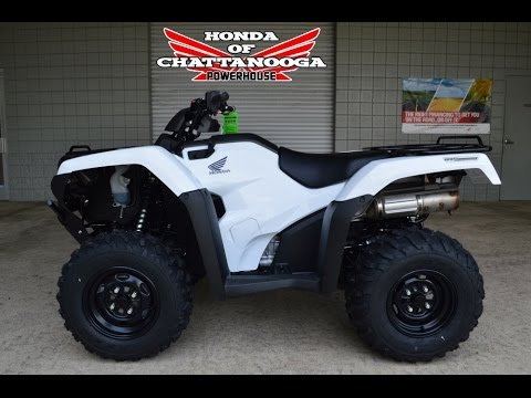 2016 Rancher 420 AT / DCT / IRS ATV Review Of Specs   Honda Of Chattanooga    TRX420FA5G