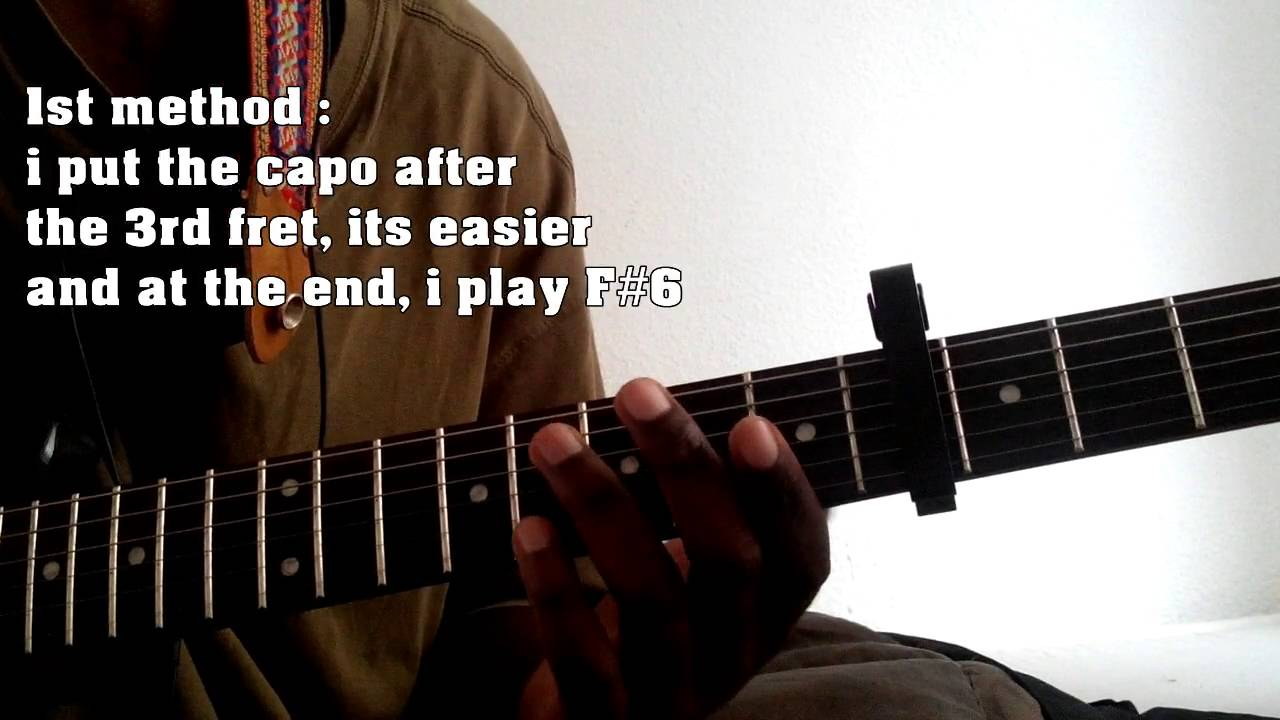 Tutorial hillsong where you areguitar chords youtube tutorial hillsong where you areguitar chords hexwebz Gallery