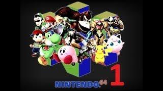 Super Smash Bros (N64): Zurück in die Vergangenheit! #1
