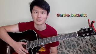 Молданазар - Махаббатым гитарад бейнесабақ, разбор, видеоурок, аккорды