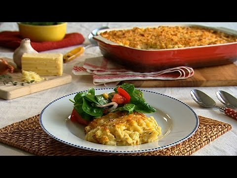 Better Homes And Gardens - Fast Ed: Macaroni Cheese