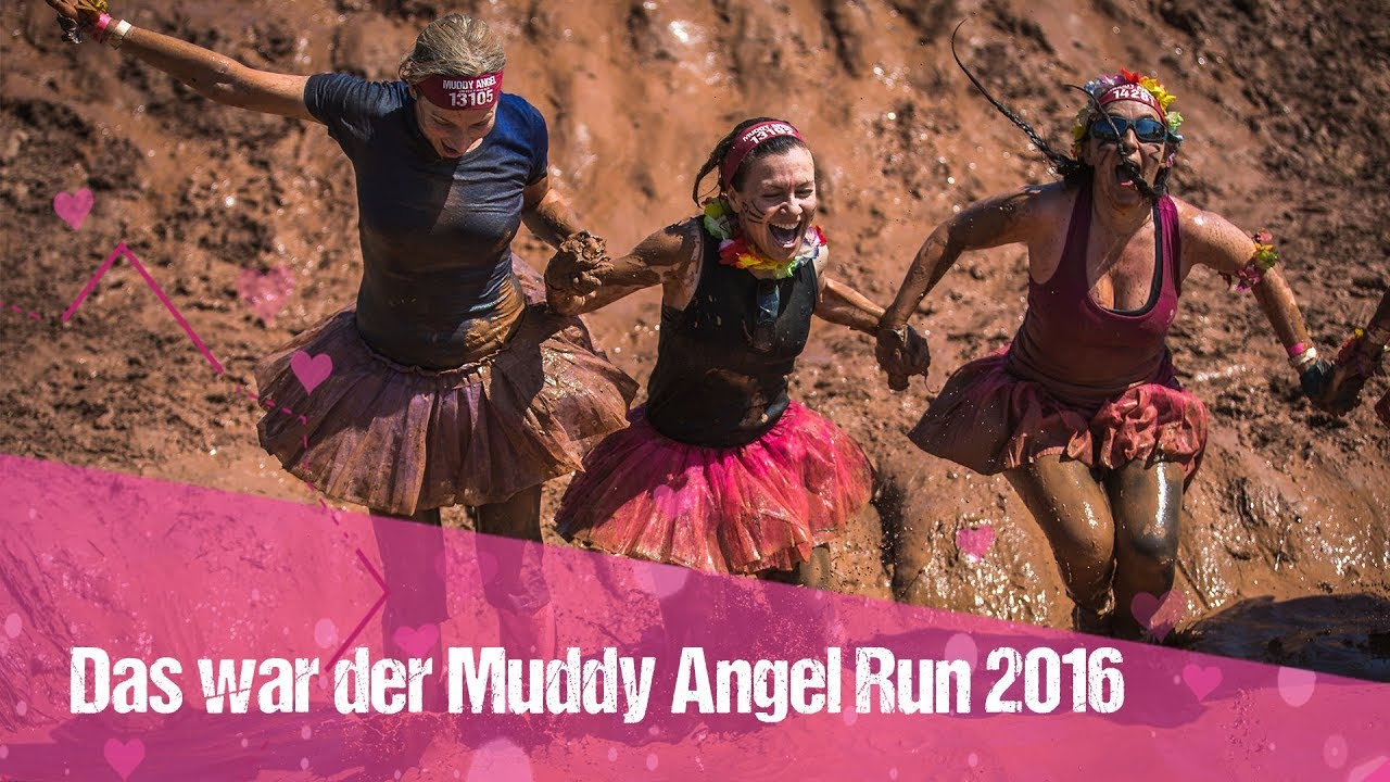 das war der muddy angel run 2016 youtube. Black Bedroom Furniture Sets. Home Design Ideas