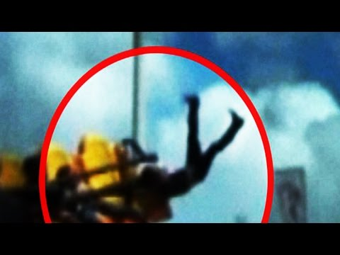 Amusement Park Accident Caught On Film Man Killed Falling ...