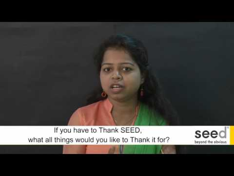 Ms. Minu Rani, SAP SD Consultant sharing her experience about SEED Infotech Ltd.