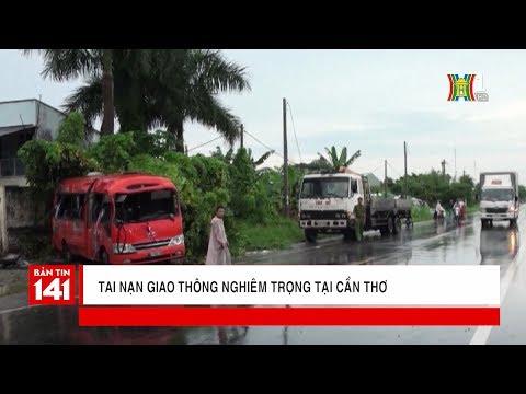 Tai nạn xe khách Văn Lang nghiêm trọng ở Cần Thơ   Tin tức cập nhật   Tin nóng