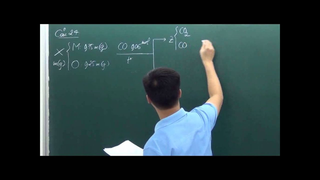 Hướng dẫn giải Đề thi ĐH môn Hóa học Khối A năm 2014 Khối A môn Hóa học mã 825 (Phần 8/10)