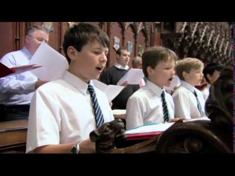 ANGELIC VOICES: the Choristers of Salisbury Cathedral clip