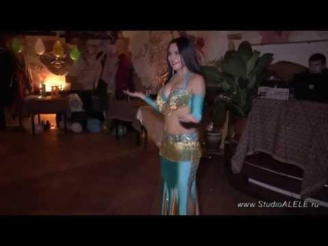 Восточные танцы на свадьбе Видео 4