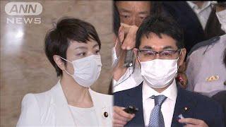 検察当局 河井前法務大臣夫妻を本格捜査へ(20/06/18)