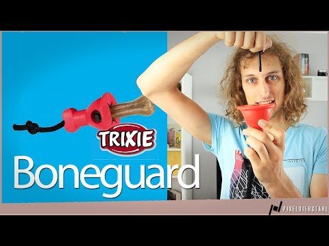Boneguard®  - Kausnackhalter Review und Spartips!