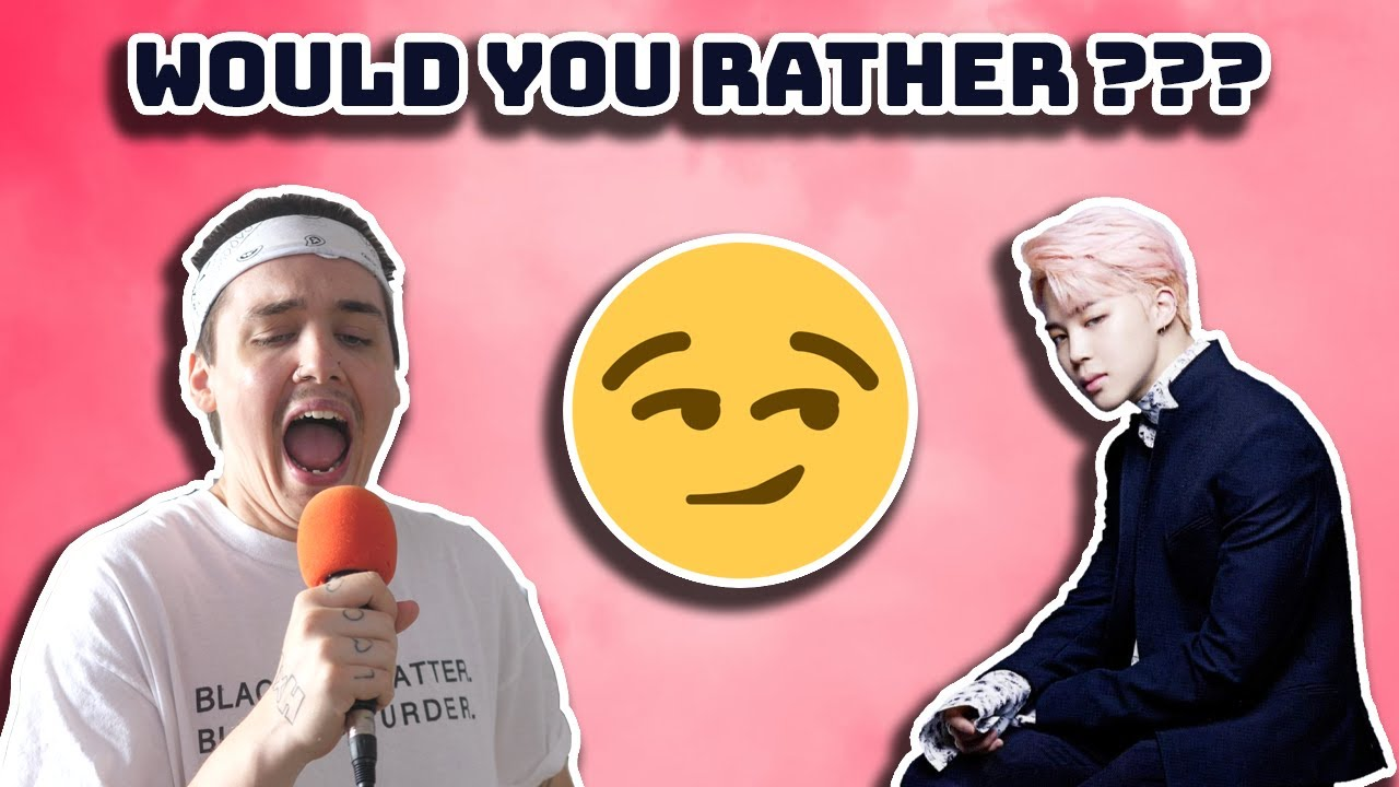 Download doing a bts would you rather because i am lonely