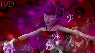 Winx Club: Musa Sirenix 3D | Halloween Special Edit