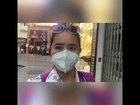 A trip to Dubai | Gold Souq Deira | Naif | Sabkha