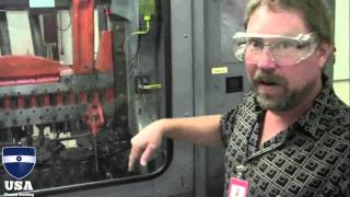 Tour of Barnes Bullets Manufacturing Facilities