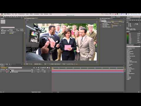 How to create a camera flash in After Effects