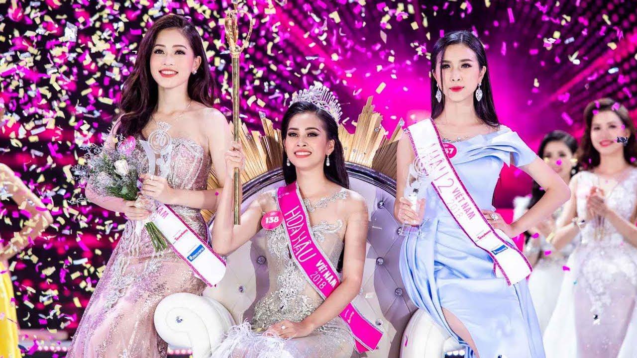 [FULL] CHUNG KẾT HOA HẬU VIỆT NAM 2018 – Trần Tiểu Vy, Bùi Phương Nga, Nguyễn Thị Thuý An
