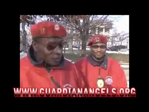 GUARDIAN ANGELS NEWBURGH NEW YORK FBI GANG CRIMES RAIDS 2010