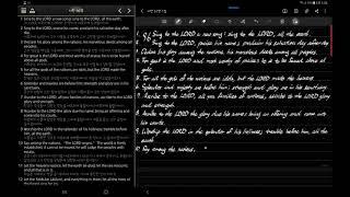 성경필사 Hand Writing Bible Time L…