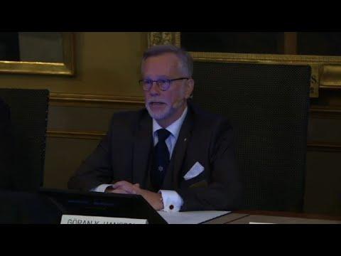 US duo William Nordhaus and Paul Romer win Nobel Economics Prize