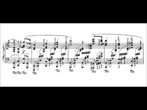 Smith-Godowsky - The Star-Spangled Banner (piano solo version)