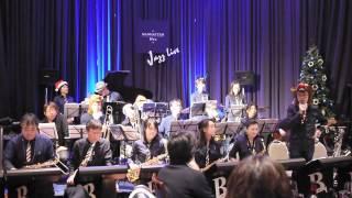 Xmas Big Band Jazz パーティー 12月16日土曜日 会場:マンハッタン...