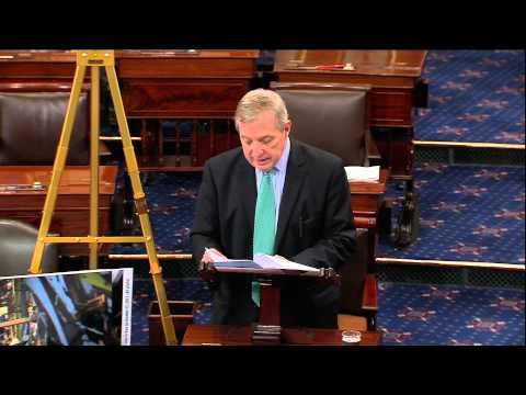 Durbin on Republican Filibuster on DC Circuit Court of Appeals Nominations